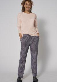 Triumph - MIX & MATCH TAPERED - Pyjama bottoms - pebble grey - 1