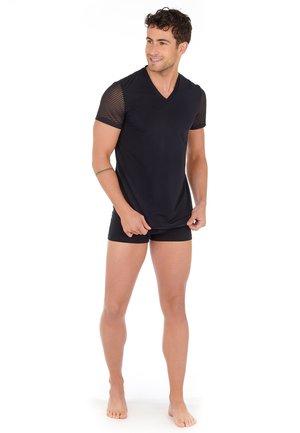 LOULOU - T-shirt basic - black