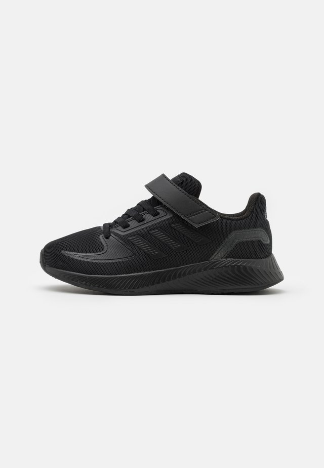 RUNFALCON 2.0 UNISEX - Obuwie do biegania treningowe - core black/grey six