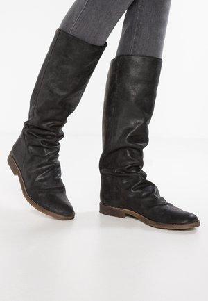 RENOIR - Boots - zenia black