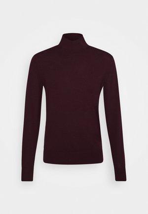 SUPERIOR MOCK - Pullover - purple