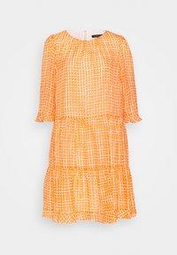 Day dress - orange