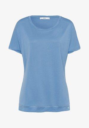 STYLE CAELEN - Basic T-shirt - water