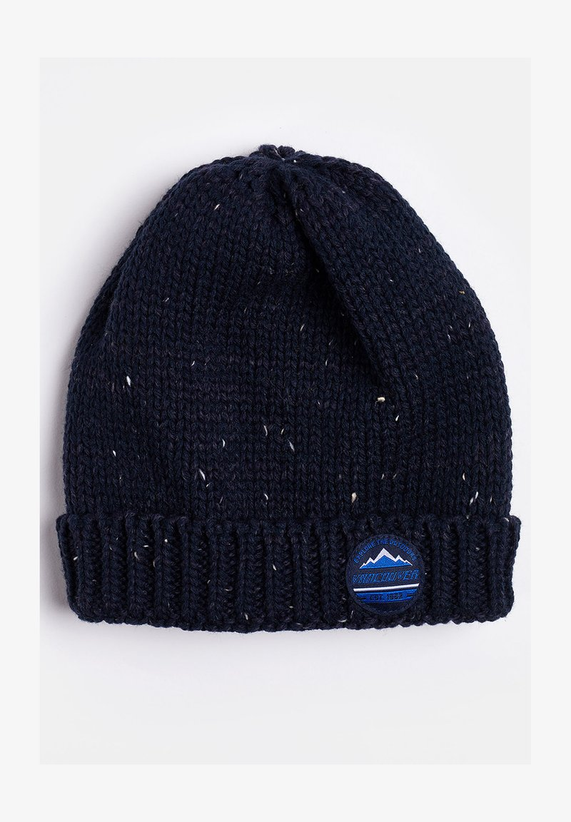WE Fashion - Beanie - navy blue