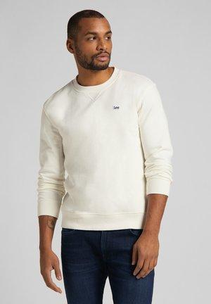 PLAIN CREW - Sweatshirt - ecru
