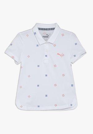 GIRLS DITSY  - Funkční triko - bright white