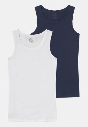 TEEN 2 PACK - Unterhemd/-shirt - multicolour