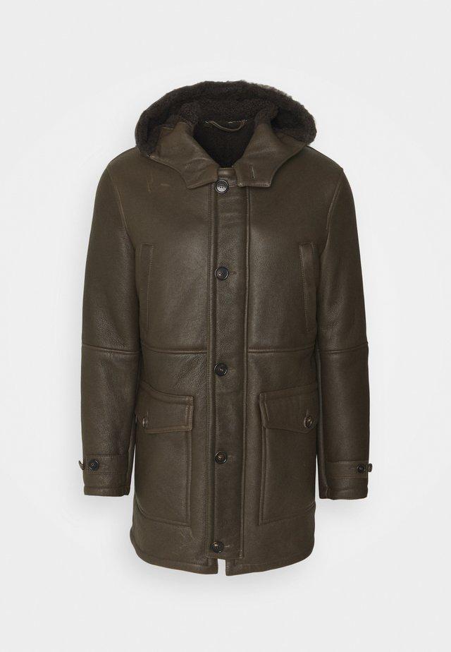 MONTONE - Abrigo de invierno - olive