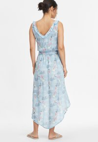 O'Neill - Day dress - blue with pink or purple - 2