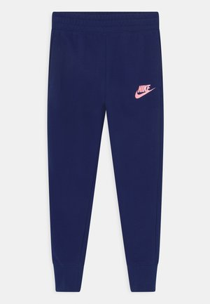 CLUB - Pantalones deportivos - blue void