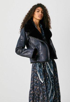 TESSA - Light jacket - dulwich schwarz