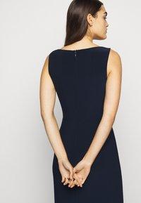Lauren Ralph Lauren - CLASSIC LONG GOWN   - Occasion wear - lighthouse navy - 3