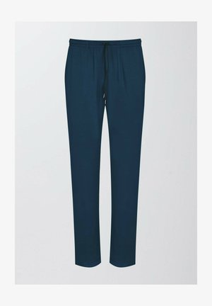 Pyjama bottoms - yacht blue