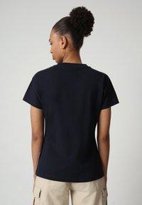 Napapijri - SALIS - T-shirt - bas - blu marine - 1