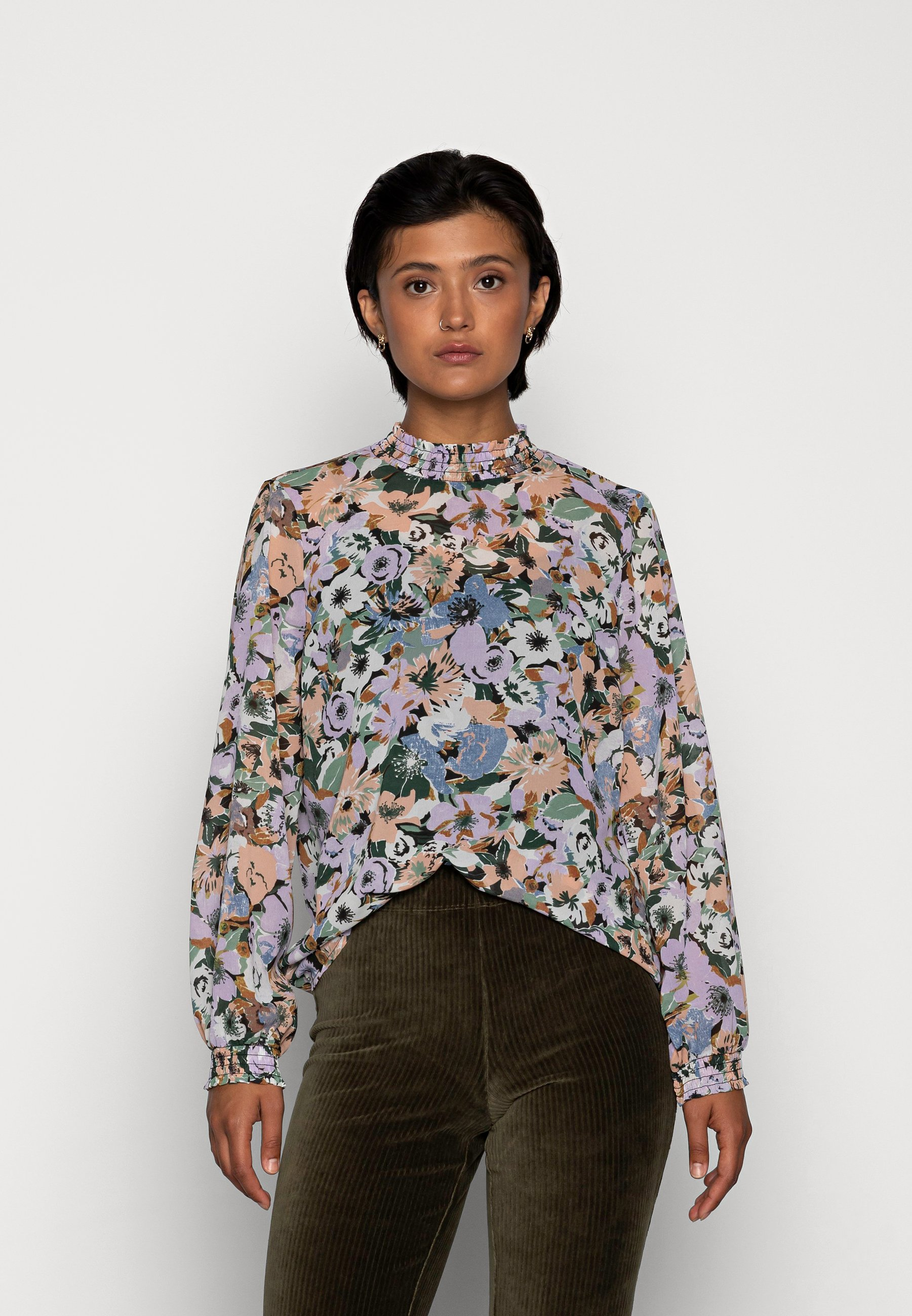 Women ONLSTAR SMOCK - Long sleeved top