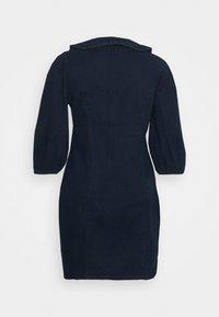 Glamorous Curve - Denim dress - dark navy - 1