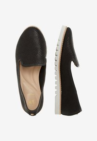 Dune London - GALLEON - Slip-ons - black - 1