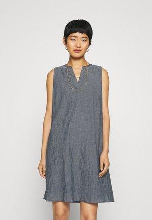 WIBE - Korte jurk - forever blue