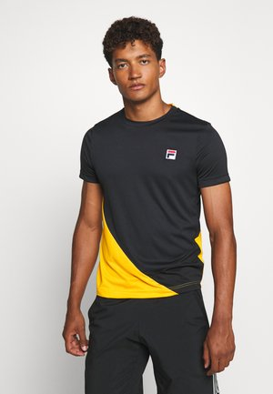 LEON - Print T-shirt - black