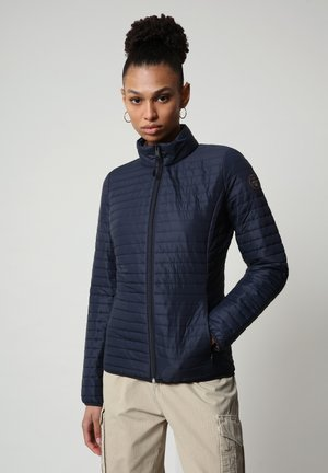 ACALMAR - Light jacket - blu marine
