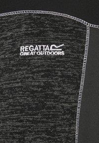 Regatta - WALBURY II - Fleece jacket - black/ash - 2