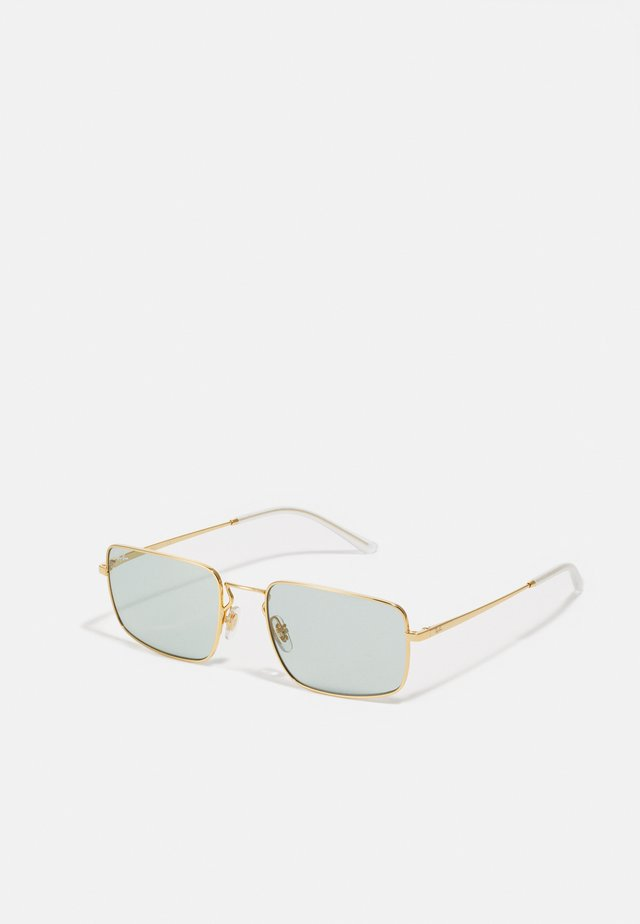 UNISEX - Lunettes de soleil - shiny gold-coloured