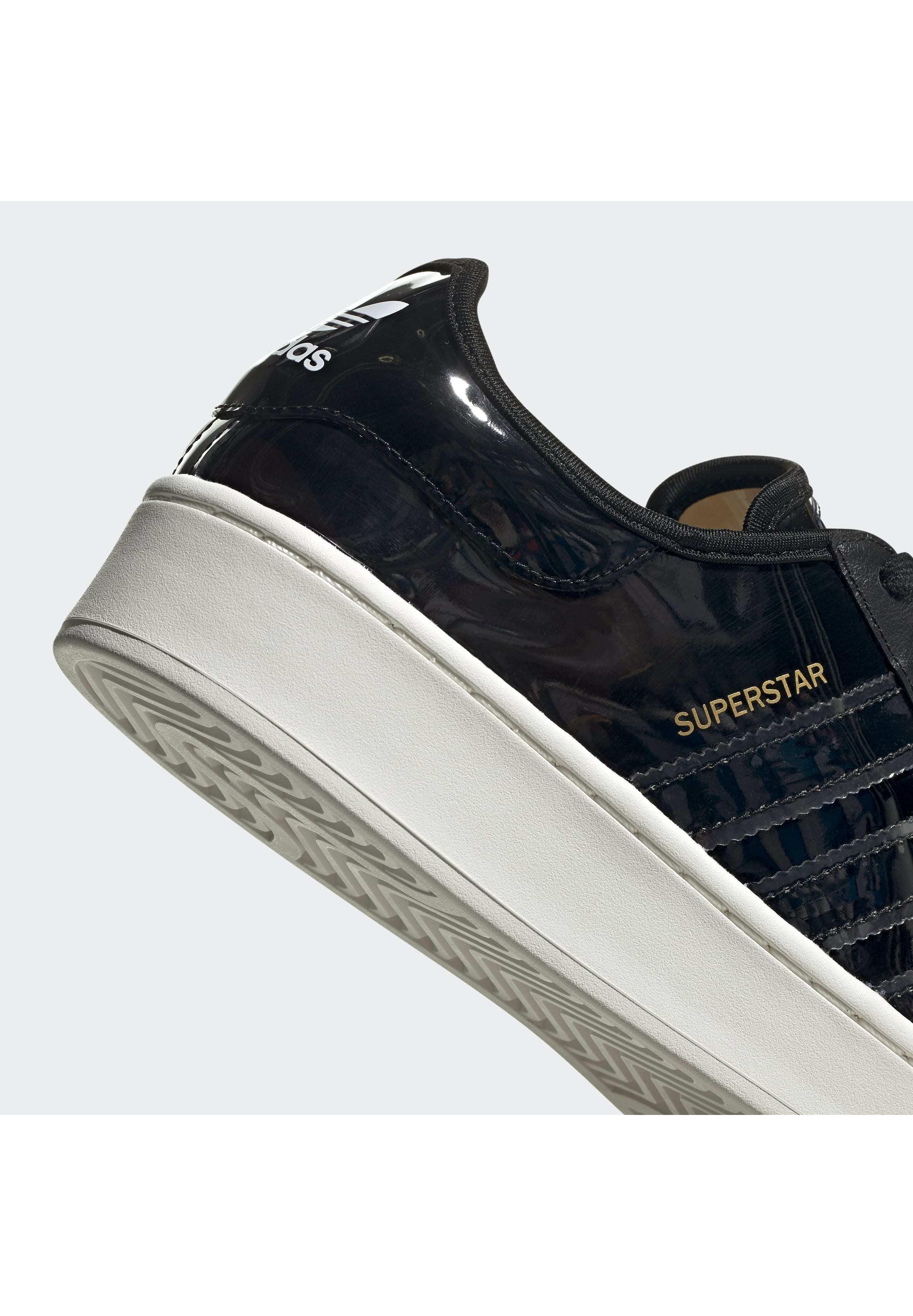 SUPERSTAR BOLD Sneaker low black