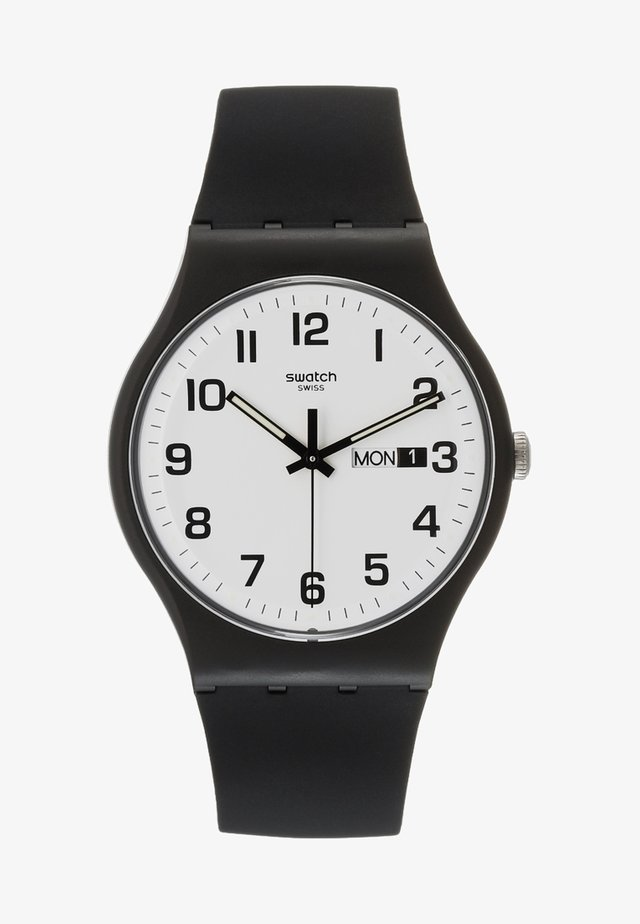 TWICE AGAIN - Horloge - black