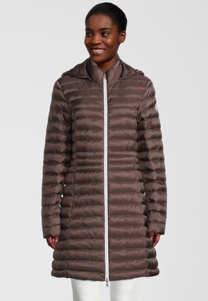 OSLO - Winter coat - choco/stone