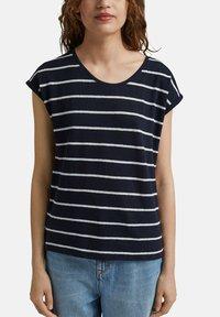 edc by Esprit - T-shirt imprimé - navy - 3