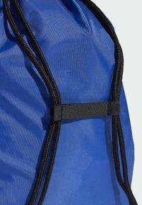 adidas Performance - Drawstring sports bag - blue - 3