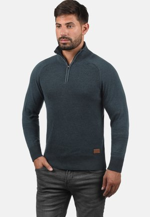 TROYER GANBOLF - Jumper - navy