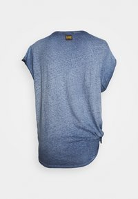 G-Star - GYRE KNOT CAP - Print T-shirt - blue - 8