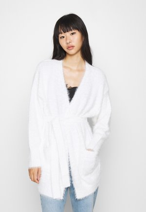 ELLA CARDIGAN - Cardigan - off-white