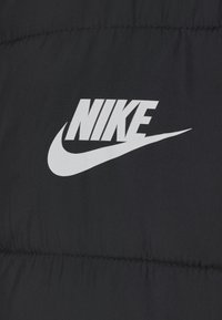 Nike Sportswear - CORE - Vinterkappa /-rock - black/white - 7