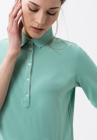 BRAX - STYLE CLEO - Polo shirt - jade - 3