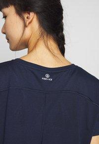 Bogner Fire + Ice - EVIE - T-shirt basic - dark blue - 3