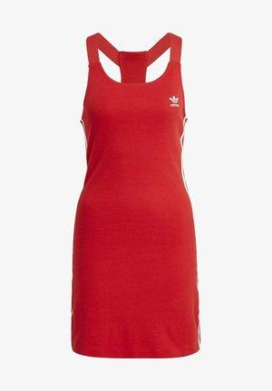 RACER DRESS - Vestido ligero - scarlet