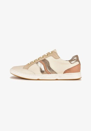 JOYCE F2G - Sneakers laag - off-white/pink
