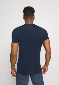 Antony Morato - SUPER SLIM FIT  - Print T-shirt - avio blue - 2