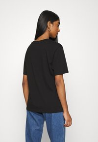 Scotch & Soda - TEE WITH GRAPHIC - Printtipaita - black - 2
