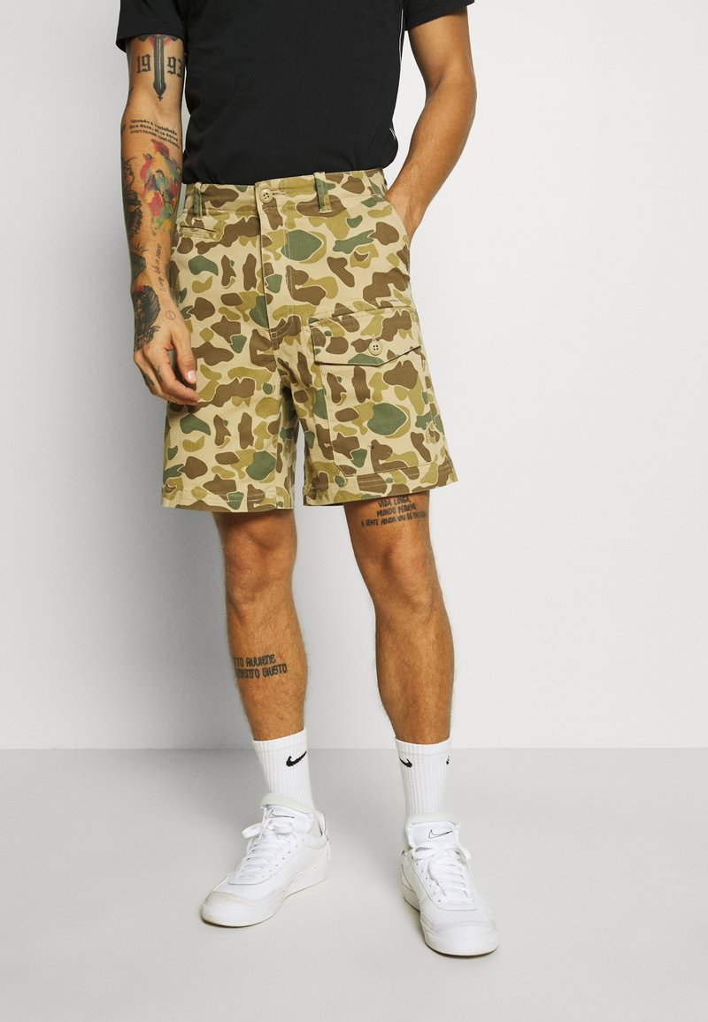 Quiksilver - SCOUTHUNTERWALK - Shorts - pacific incense