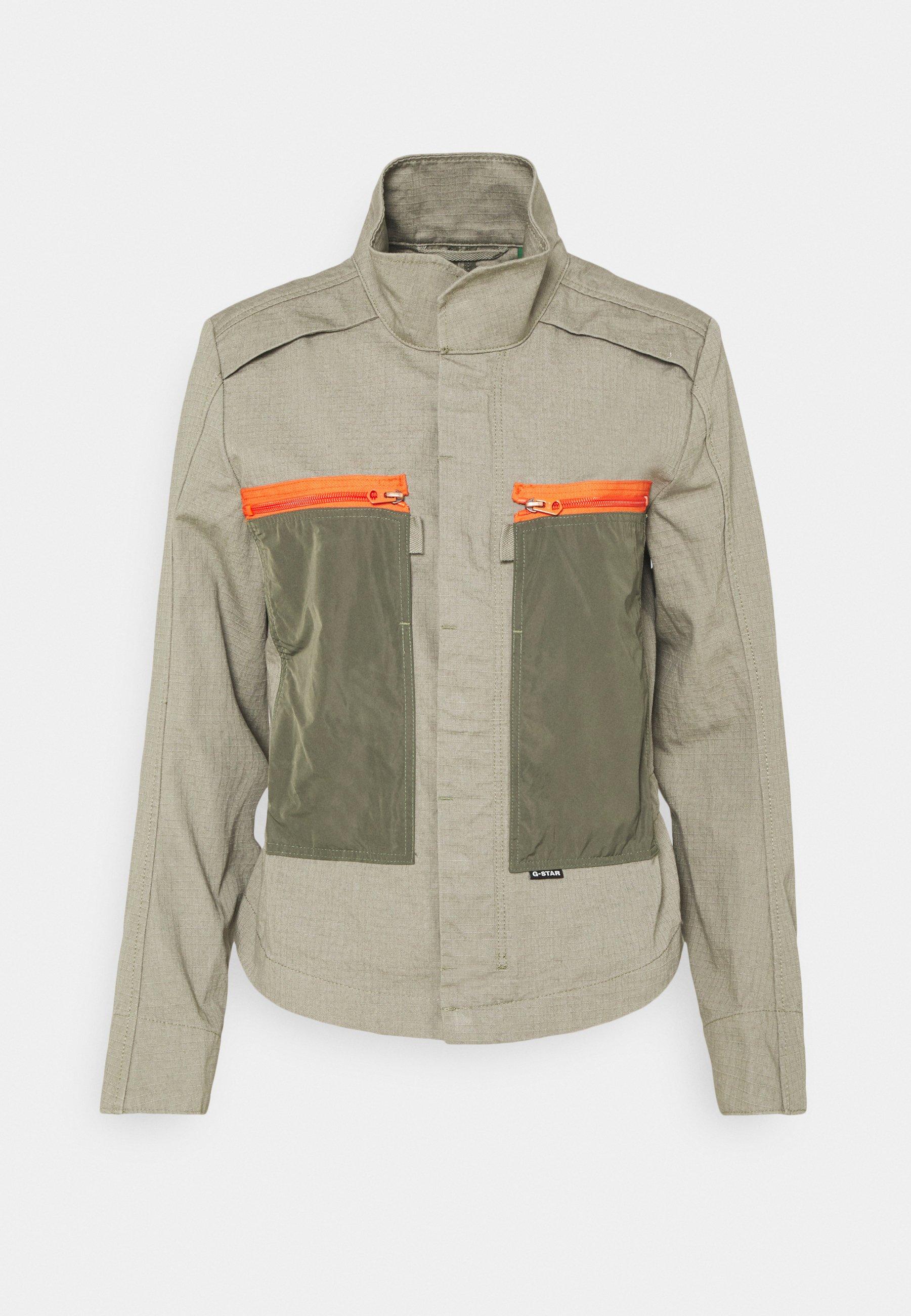 Women SLIM OVERSHIRT - Light jacket