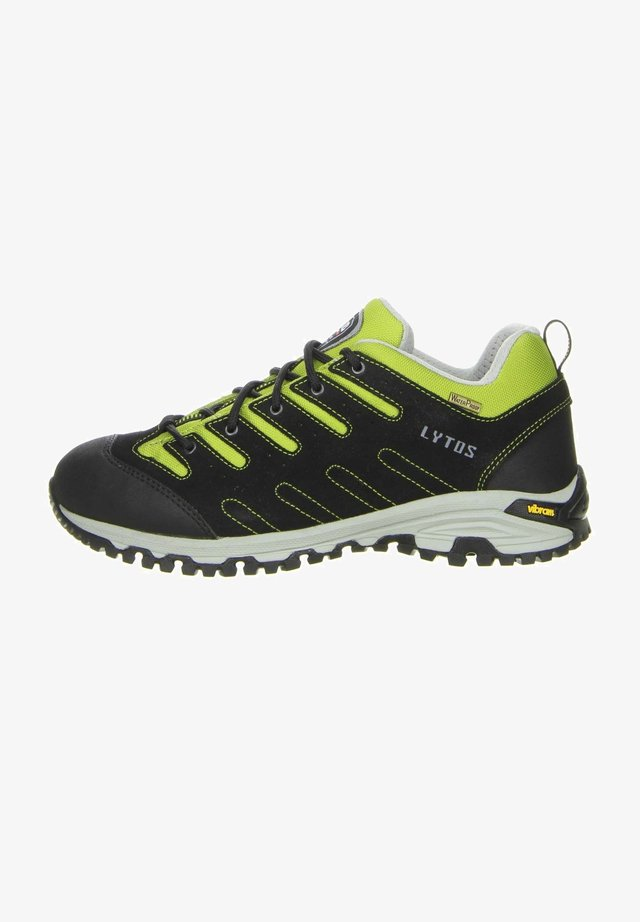 Walking trainers - schwarz