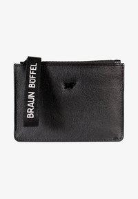 Braun Büffel - CAPRI MINI - Wallet - schwarz - 0