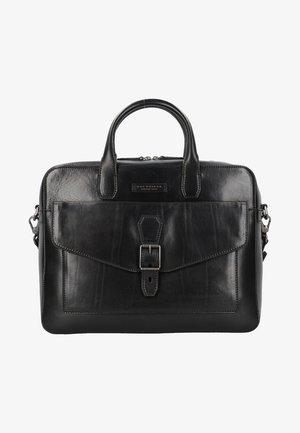 SODERINI - Briefcase - black