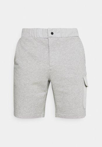 MIXED MEDIA  - Shorts - medium grey heather