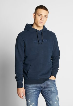 GRAPHIC POPOVER - Hoodie - navy