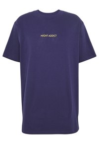 Night Addict - UNISEX PAYNE - Printtipaita - dark blue - 4