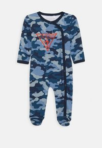 Guess - OVERALL BABY - Overall / Jumpsuit - blue - 0